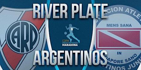 AR-STREAMS@!.River Plate v Argentinos Jrs. E.n Viv y E.n Directo ver Partid entradas