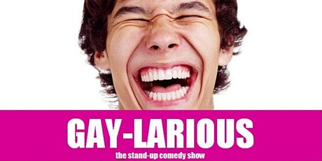 "Gaylarious ""I'm sick of the friggin cold"" LGBT Comedy Show tickets"