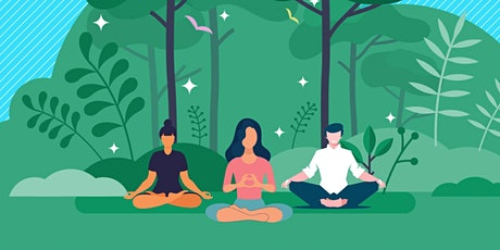 Weekend Meditation In The Park tickets
