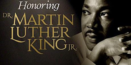 Annual Reverend Dr. Martin Luther King, Jr.  Celebration tickets