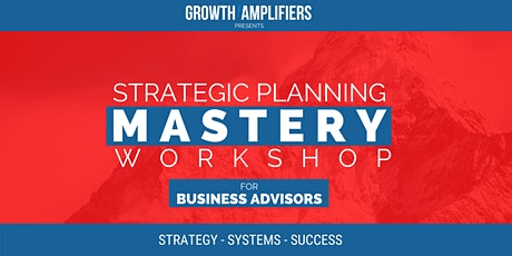 Strategic Planning Workshop for Business Advisors tickets