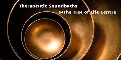 Therapeutic Gong and Soundbath - Tree of Life tickets