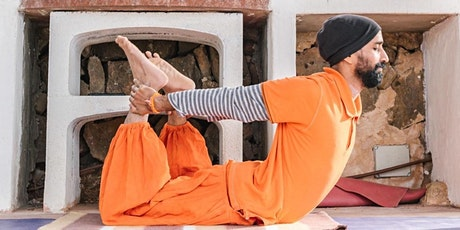 Classical Hatha Yoga Class with Shri Shiva Shankar Live-online via Zoom tickets