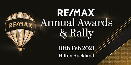 RE/MAX Awards and Rally tickets