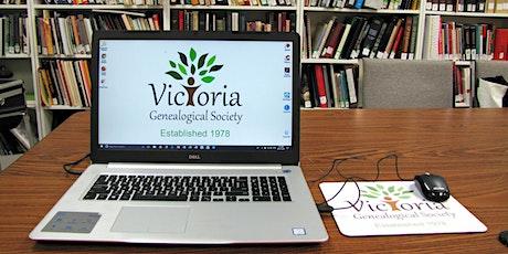 United States Genealogy tickets