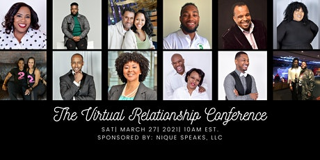 The Virtual Relationship Conference tickets