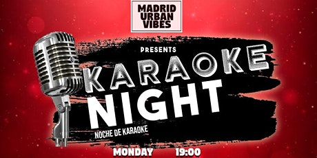 Karaoke Night & Language Exchange! Thursday entradas
