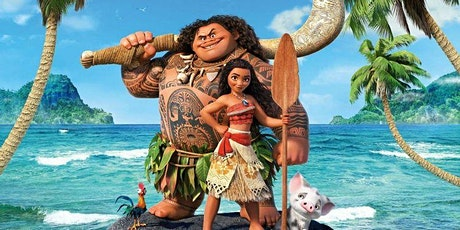 Kambri Film Fest | Moana tickets