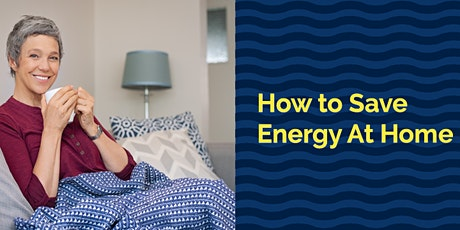 How to Save Energy at Home Webinar - Manningham Council tickets