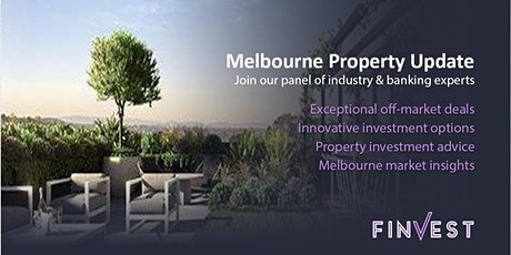 BTS Melbourne Property Market Update - 17th March 2021 tickets