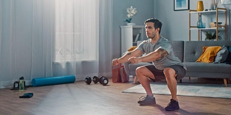 Science-Based Bodyweight Workout: Build Muscle Without A Gym Virtual Worksh tickets