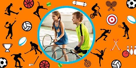 Scott's Tennis Junior Hotshots - Red (5 to 8 years tickets