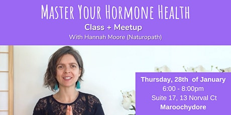 Master Your Hormone Health tickets