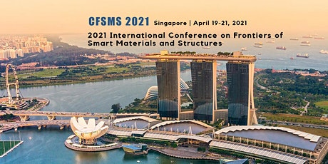 Conference on Frontiers of Smart Materials and Structures (CFSMS 2021) tickets