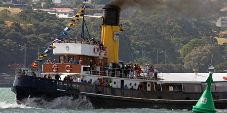 Auckland Anniversary Day Tugboat Race 2021 tickets