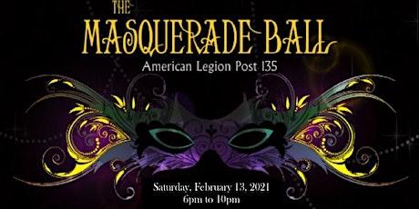 The Mardi Gras Masquerade Ball tickets