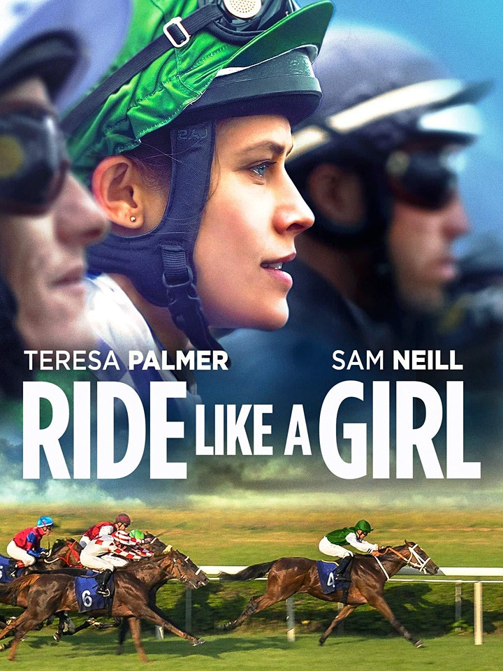 Kambri Film Fest | Ride Like A Girl image
