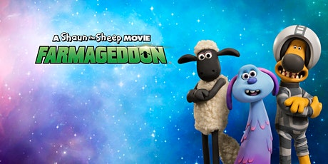 Kambri Film Fest | Shaun The Sheep: Farmageddon tickets