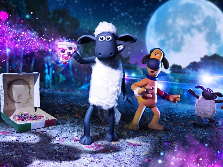 Kambri Film Fest | Shaun The Sheep: Farmageddon image