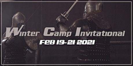 Wintercamp: Invitational tickets