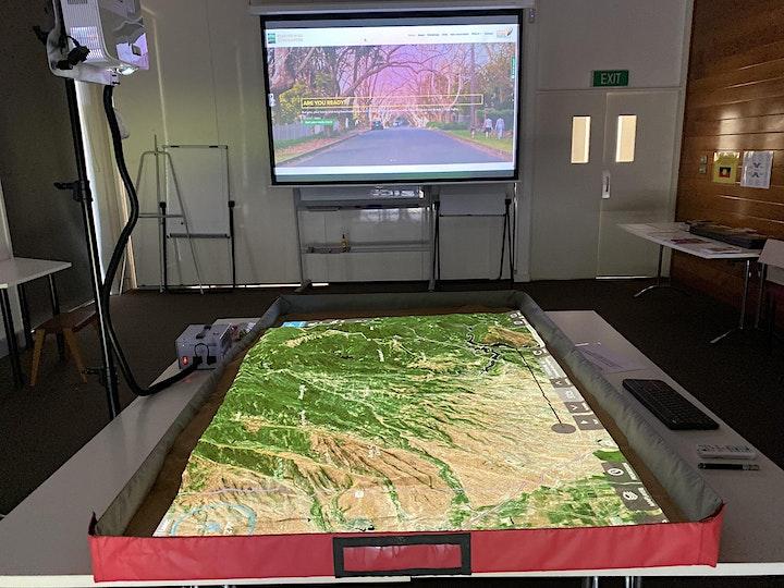 3D Bushfire Simulation-  Face to Face Workshop image