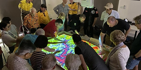 3D Bushfire Simulation-  Face to Face Workshop tickets