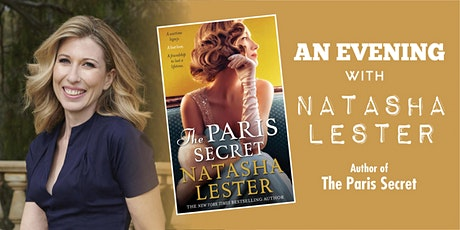 An Evening with Natasha Lester tickets