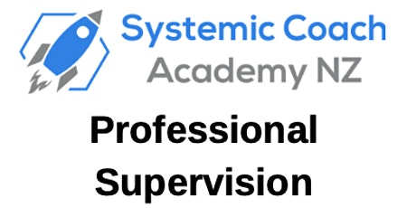 Systemic Supervision for Professional Coaches tickets