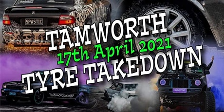 Tamworth Tyre Takedown tickets