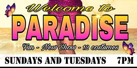 Miss Butterfly Welcome to Paradise!!! tickets