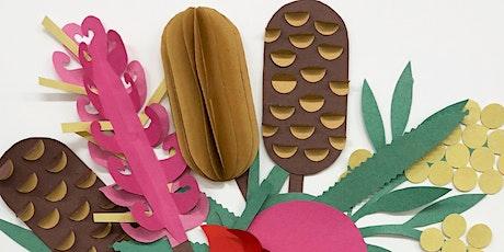 Tasmanian Flower Paper Craft @ Burnie Library tickets