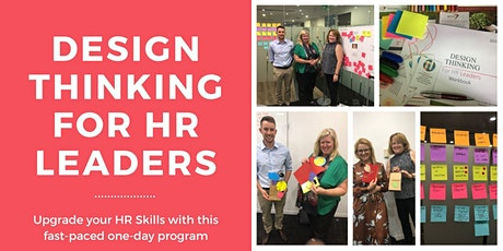 Design Thinking for HR Leaders tickets