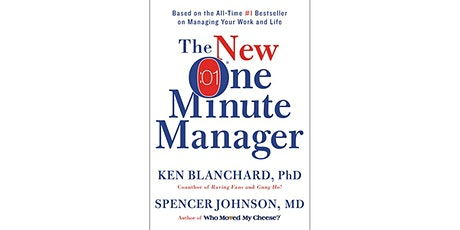 Book Review & Discussion : The New One Minute Manager tickets
