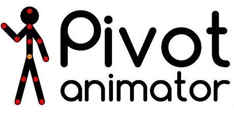 Pivot Stick Figure Animation @ Burnie Library tickets