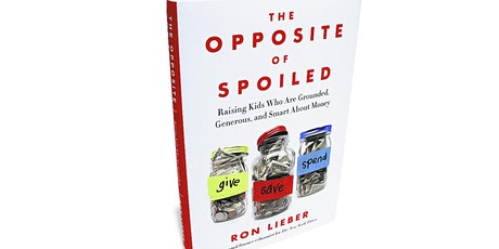 Book Review & Discussion : The Opposite of Spoiled tickets