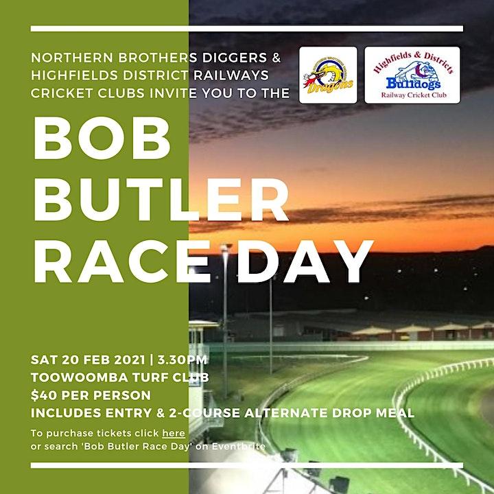 Bob Butler Race Day image