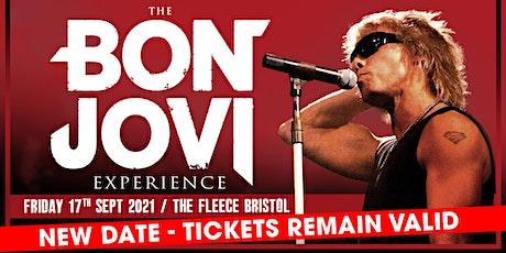 The Bon Jovi Experience tickets