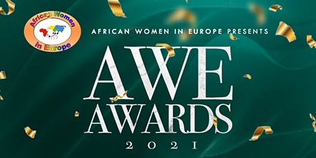 AWE Awards 2021 tickets