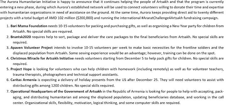 Copy of #AraratChallenge for Artsakh image