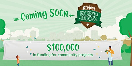 Project Robin Hood 5 - Community Informaiton Session tickets