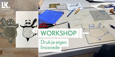 Workshop: Linosnede tickets