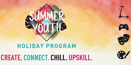 Create & Make Space at Willetton Youth Centre 10 - 17yrs tickets