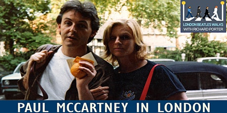 Paul McCartney in London tickets