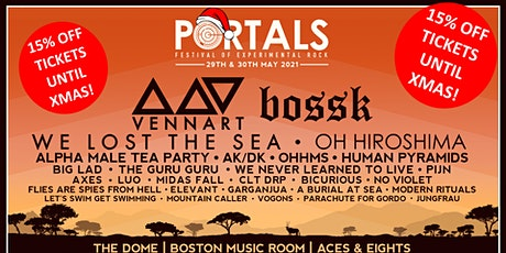Portals Festival 2021 tickets
