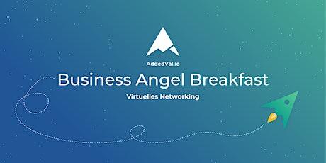 2. AddedVal.io Business Angel Breakfast Tickets