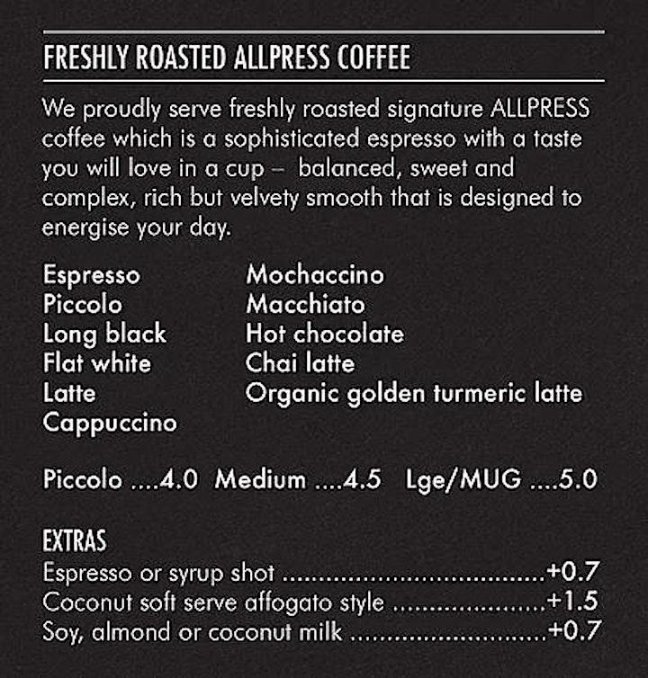 Coffee & Consciousness image