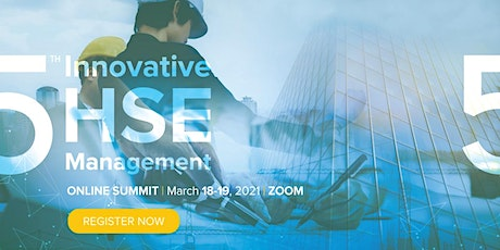 5th Innovative HSE Management Summit tickets