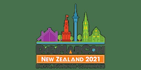 DigiMarCon New Zealand 2021 - Digital Marketing Conference & Exhibition tickets