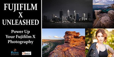 Fujifilm X Unleashed (January 2021) tickets