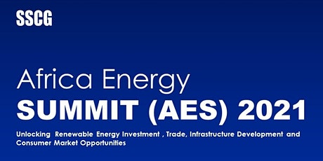 Africa Energy Summit (AES) 2021 tickets